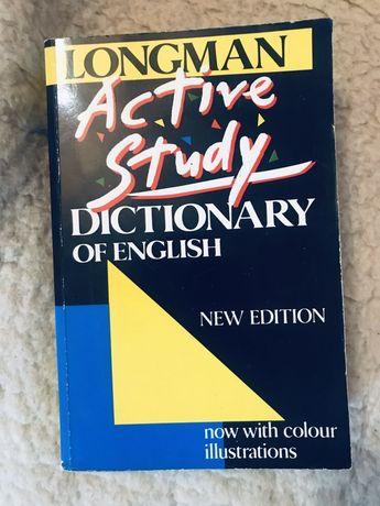Active Study Longman Dictionary of English