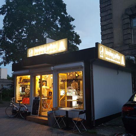 Lokal gastronomiczny KEBAB w centrum Poznania