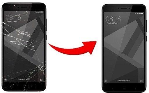 Wyświetlacz Ekran Szybka Xiaomi Mi Redmi Note 7 8 i inne SERWIS GSM