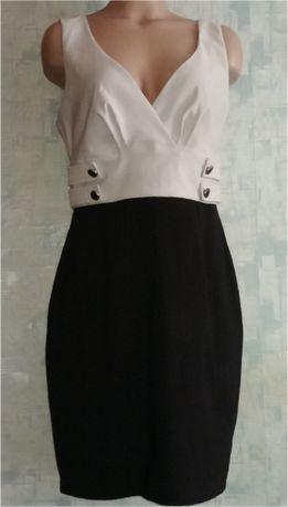 Стрейчевое платье р 48