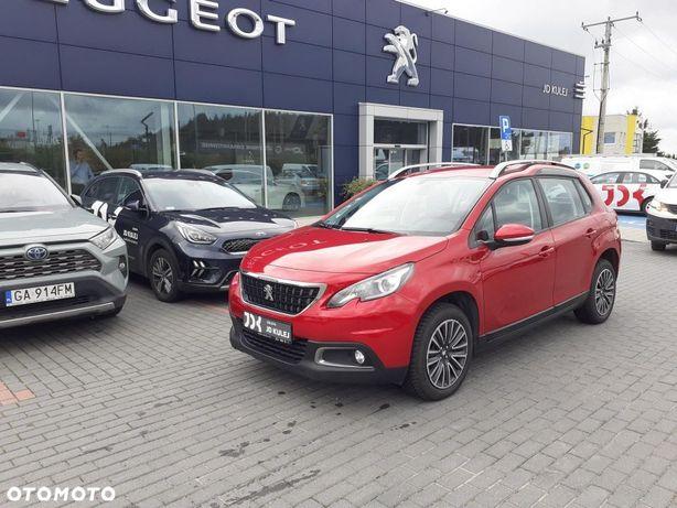 Peugeot 2008 AUTOMAT, salon Polska, Gwarancja