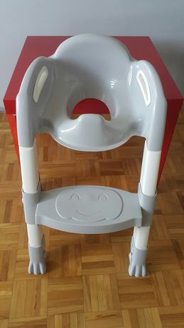 deska sedesowa dla dzieci z drabinką