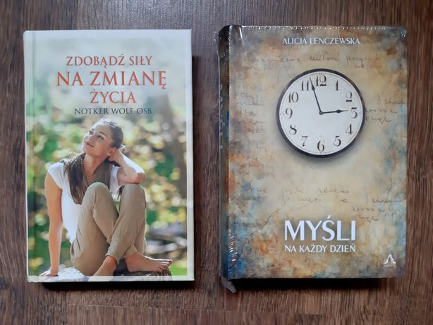 Różne książki do sprzedania