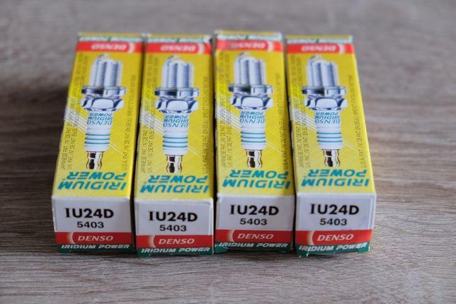 świece irydowe IU24D do Suzuki DL 650