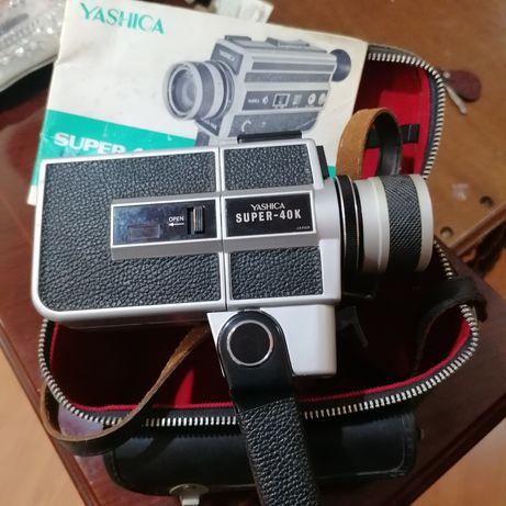 Máquina filmar Yashica