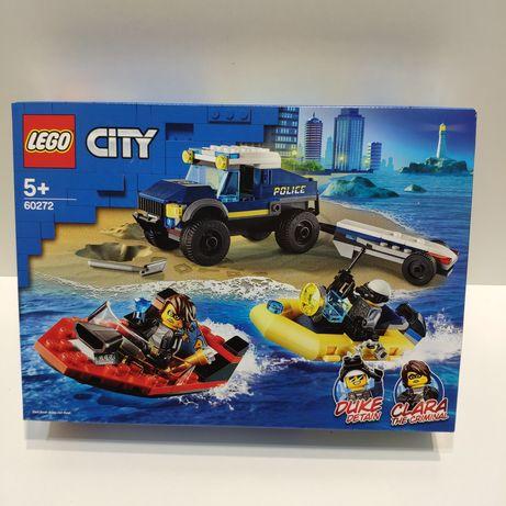 Lego City 60272 Ucieczka Wysyłka 1pln Tylko do 4.12