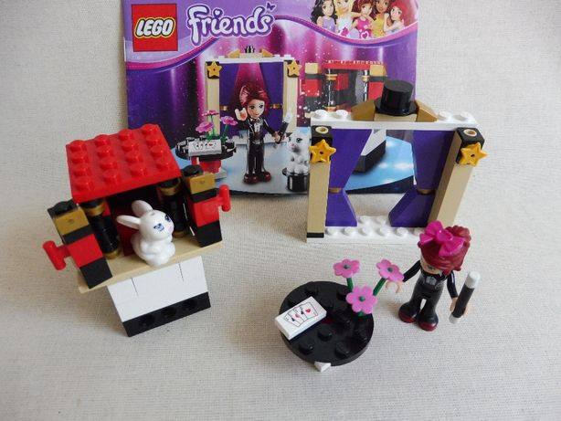 Lego Friends 41001 Magiczne sztuczki Mii