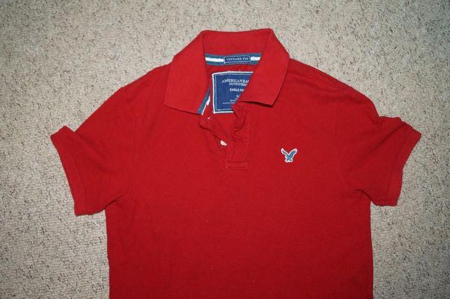 American Eagle- super koszulka polo- -s