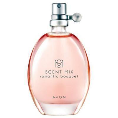 Perfumy Scent Mix romantic Bouquet 30 ml