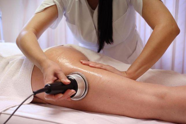 Вакуумно-роликовый массаж.Прессотерапия.Кавитация