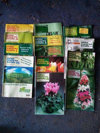Owoce warzywa kwiaty czasopismo