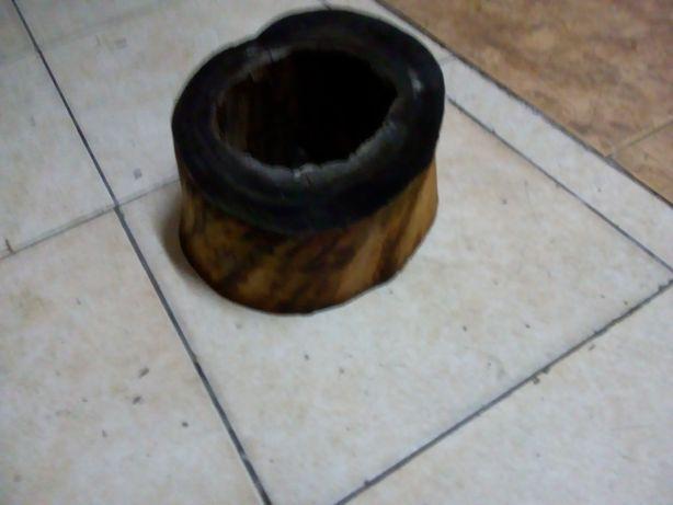 Konar kryjówka ozdoba dąb terrarium akwarium