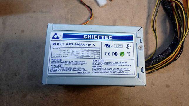 Блок живлення  для ПК Chieftec GPS-400AA-101A 400 W.
