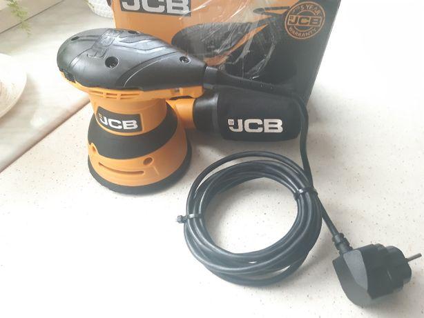 Szlifierka oscylacyjna JCB-RO125