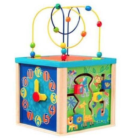 Cubo de atividades Toys R'us