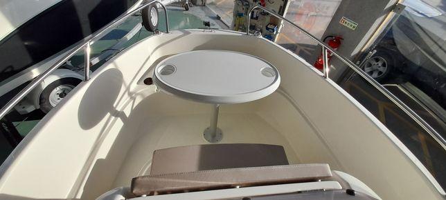Barco QUICKSILVER 505 OPEN com Mercury 80HP 4 t. EFI Novo e em stock