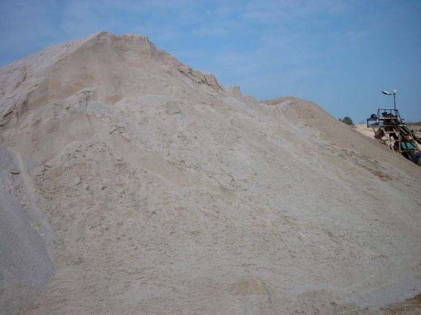 Piasek siany płukany do tynków wylewek zaprawy betonu 1-27ton