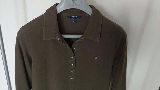 Gant damska bluzka rozmiar L  kolor khaki