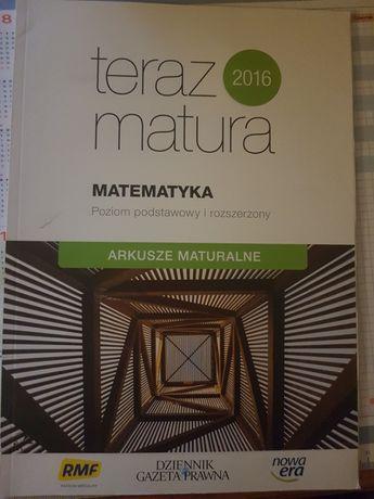 Arkusze maturalne matematyka 2016