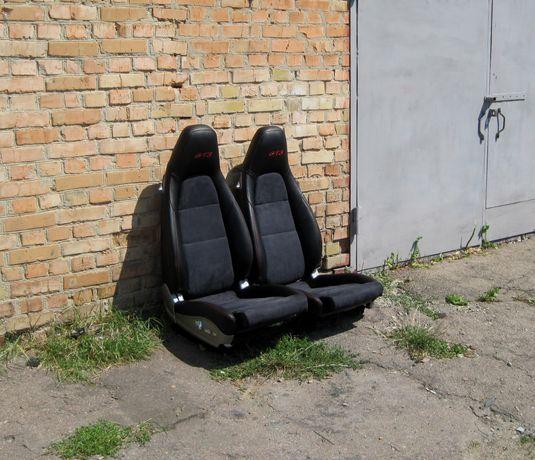 Продам откидные сиденья Porsche 911 GT3, ковши, спорт сиденья, полу к
