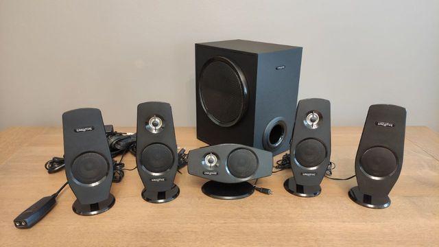 Głośniki Creative Inspire T6060 5.1