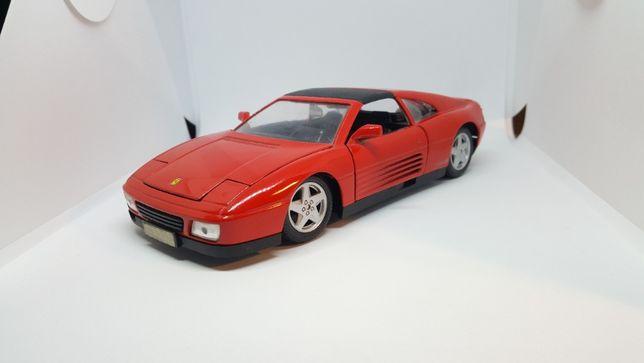 Ferrari 348 TS 1:24 model autko resoraki
