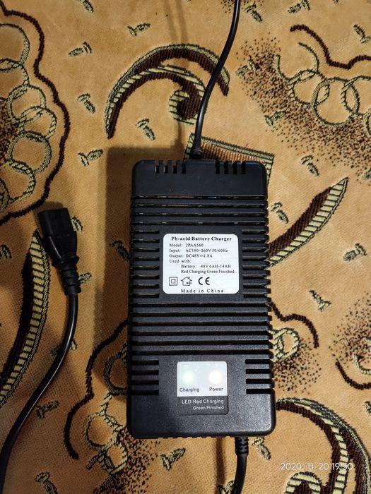 Зарядное устройство 48 вольт Ахтырка - изображение 1