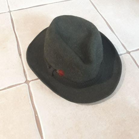 kapelusz myśliwski