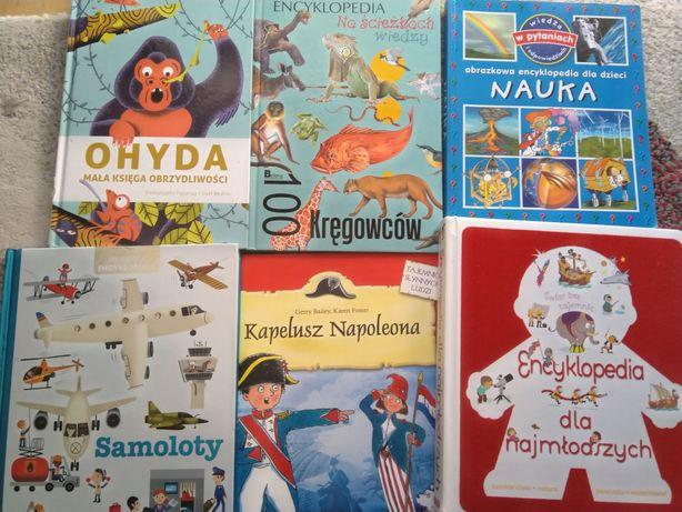 Książka dla dzieci Samoloty