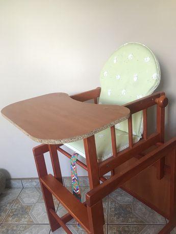 Fotelik do karmienia 2w1