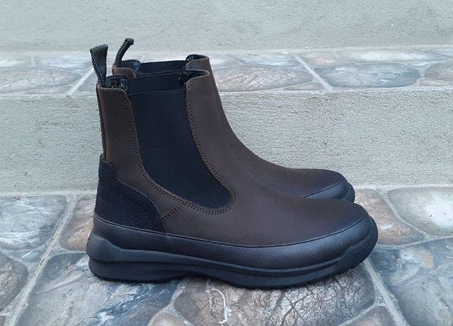 39 р. Оригинал Кожаные демисезонные ботинки сапоги Pirelli