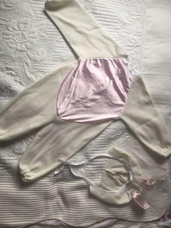 Strój karnawałowy kostium dla króliczka Króliczek 3-4lata 104