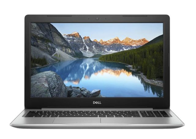 Ноутбук Dell Inspiron 15 5570 Silver