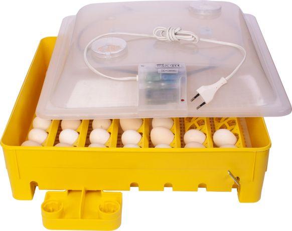 Inkubator 80 JAJ wylęgarka klujnik ZEWNĘTRZNE dolewanie wody IO-1PTEE