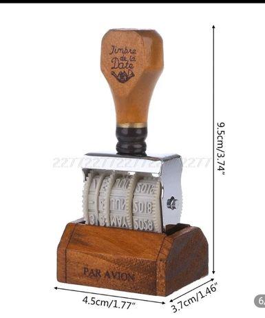 Штамп, печать, date stamp