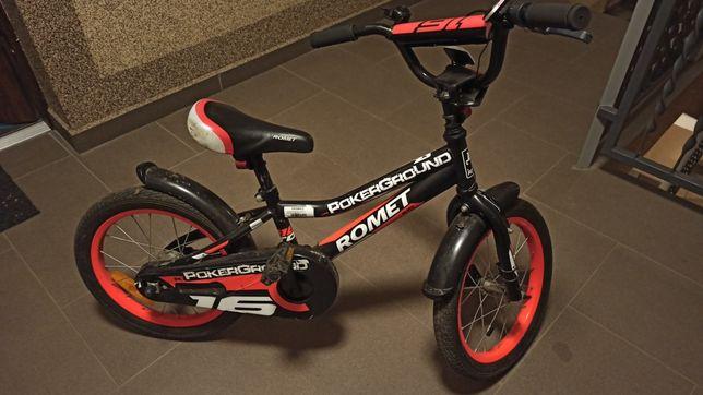 Rower koła 16 cali Romet Tom 16