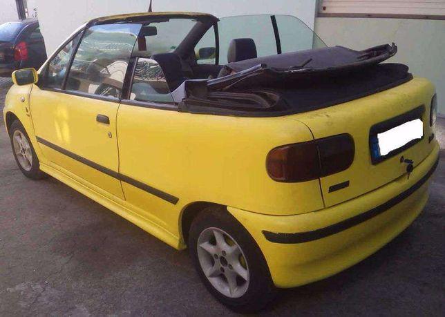 Fiat Punto Cabrio - Peças