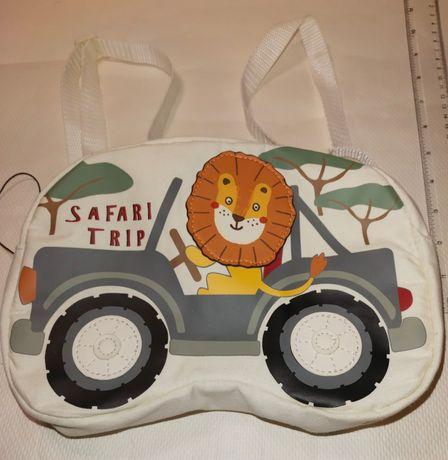 Рюкзачок детский. Рюкзак дитячий. Primark. Safari trip. Примарк