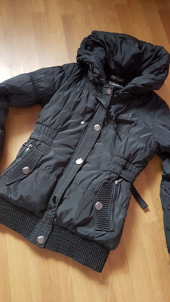 Ciepła zimowa kurtka r.M Moskorzyn - image 1