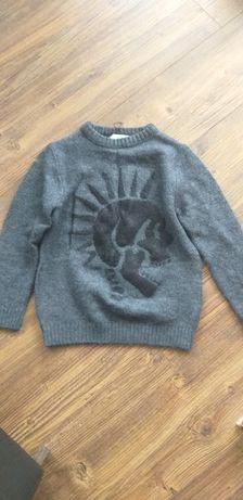 Sweter Zara 128 134