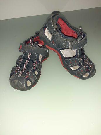 Sandálias menino 26 beppi como novas