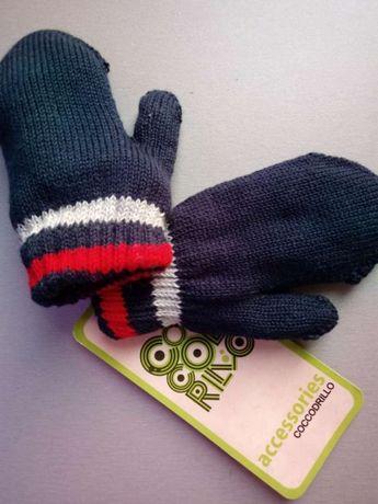 Nowe rękawiczki coccodrillo