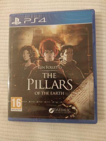 Vendo jogo The Pillars para PS4
