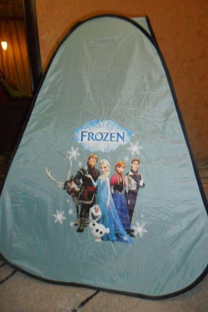 Продам детскую палатку!