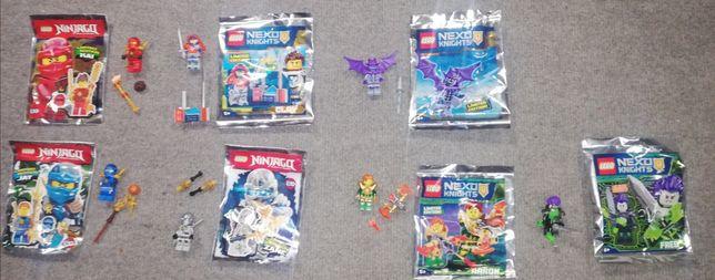 7 Minifiguras Lego