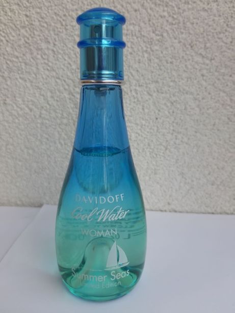 Perfumy Dawidoff Cool Water edycja limitowana