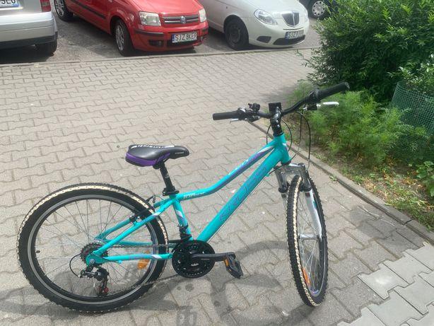 Rower dla dziewczynki Kross