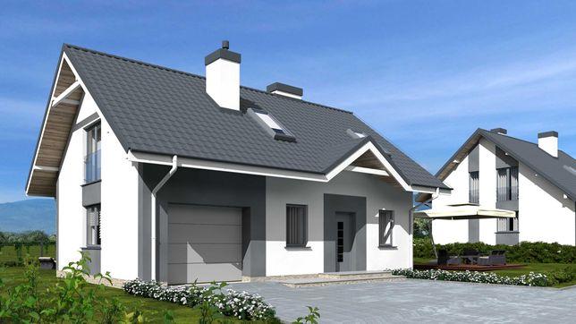Nowy dom na sprzedaż w stanie deweloperskim
