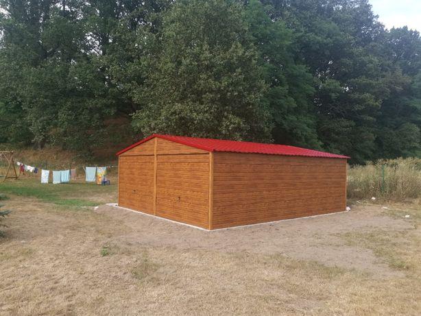 Garaże drewno podobne ,wiaty hale