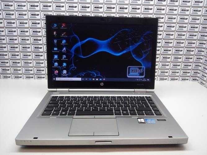 """Laptop używany HP 8470p i5 4x3.3 TURBO 16GB 480 SSD 14"""" Gwarancja FV"""